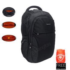 Tips Beli Tracker Tas Ransel 17 Inchi 05784 Laptop Original Hitam Dengan Bag Cover Yang Bagus