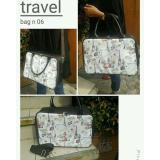 Beli Travel Bag Koper Motif Baru