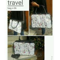 Spesifikasi Travel Bag Koper Motif Paling Bagus