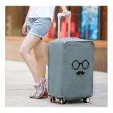 Toko Travel Luggage Cover Pelindung Protector Untuk 20 Inch Koper Intl Tiongkok