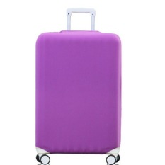 Ulasan Lengkap 22 26 Inch Anti Dust Suitcase Cover Luggage Protector Spandex Elastic Covers For Trunk Case Trolley Case Apply To 22 26 Inch Suitcase Cover Only