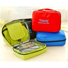 Beli Travel Trace Bag In Bag Wanita Travel Your Life Travel Mate Toileters Travel Organizer Jumbo Random Colour Cicilan