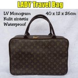 Spesifikasi Travelbagmurah Lady Travel Bag L Mono Terbaik