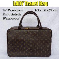 Toko Travelbagmurah Lady Travel Bag L Mono No Brand