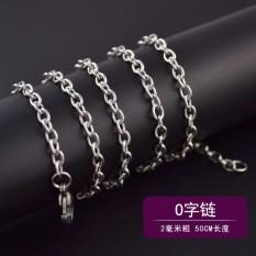 Toko Trendi Pria Pria Titanium Baja Kalung Terlengkap Di Tiongkok