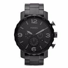 Triple 8 Collection - Fossil Nate JR1401 - Jam tangan PRia