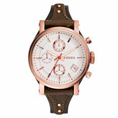 Triple 8 Collection - Fossil Original Boyfriend ES3616 Raisin - Jam tangan Wanita