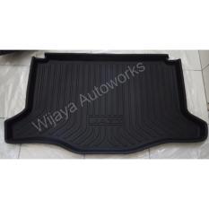 Trunk Tray Honda Jazz / Karpet Bagasi Belakang Honda Jazz- Aksesoris Honda Jazz
