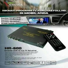 TUNER TV DIGITAL TV TUNER  MERK ASUKA ASUKA HR - 600 Murah