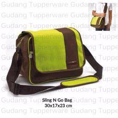 Tupperware Tas Sekolah Sling N Go - Limited Edition