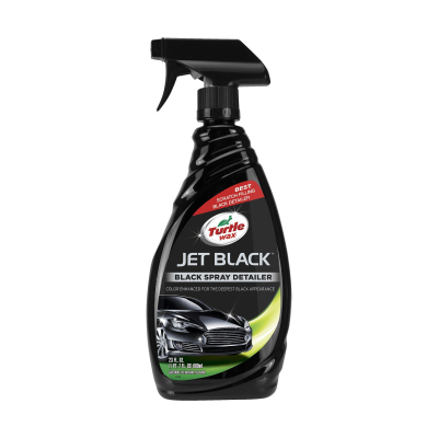 Spesifikasi Turtle Wax Black Spray Detailer Murah