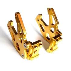 Tutup Anting Setelan Rantai - Gold