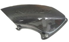 Tutup - Cover Air Filter Nmax - Saringan Hawa Udara Yamaha N-Max Motif Carbon