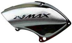 Tutup - Cover Air Filter Nmax - Saringan Udara Yamaha N-Max Chrome