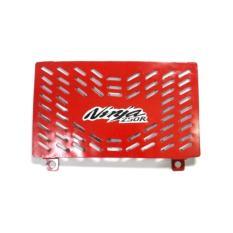 Tutup Radiator Ninja 250 R Red