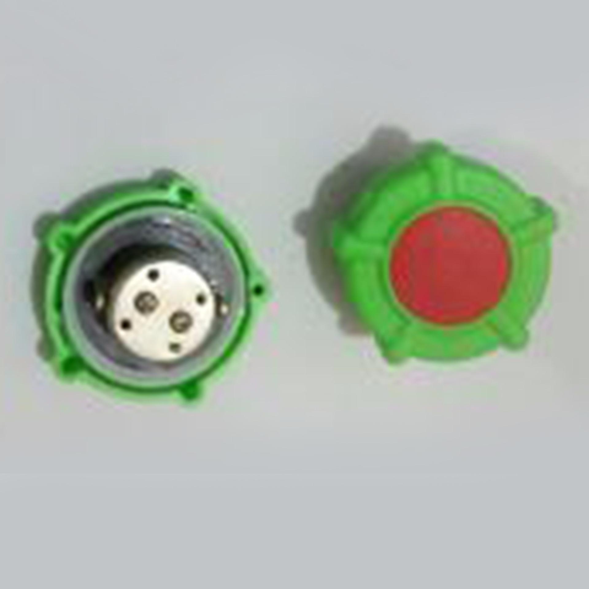 Tutup Tangki / Tutup Bensin Untuk Semua Motor Bebek Dan Matic / Motor Umum - Hijau By Virgo Shop.