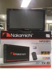 TV / DVD Mobil Double Din Nakamichi NA-3101i