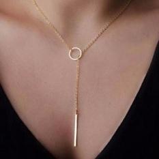 Twinklestar Jual Panas Baru Gold Perak Inifity Fi Liontin Kalung untuk Wanita Aksesoris Perhiasan Murah-Internasional
