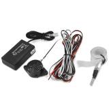 Jual Beli Online U301 Otomatis Elektromagnetik Back Up Sensor Parkir Hitam