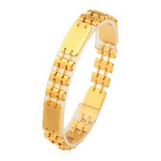 Harga U7 18 Kb Nyata Emas Berlapis Fashion Gelang Emas Dan Spesifikasinya