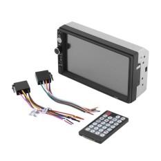 Ubest 7 Inch HH Digital 2 DIN Bluetooth Kendaraan Mobil Stereo MP5 Player USB AUX-Intl