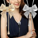 Jual Ubutik Necklace Sweet Ribbon Branded