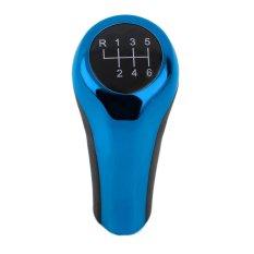 UINN 6 Kecepatan Manual MT Tongkat Persneling Tombol Shift Tuas Kepala Cap For BMW 1 3