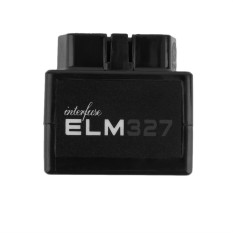 UJS Mini ELM327 V2.1 Bluetooth OBDII OBD2 ELM 327 Auto CarDiagnostic Scanner code reader scan tool For Android Symbian hotselling - intl