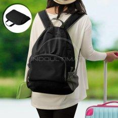 Ultimate Tas Punggung Lipat / Backpack Lipat Travelling Waterproof IM OR 10-01 - Hitam
