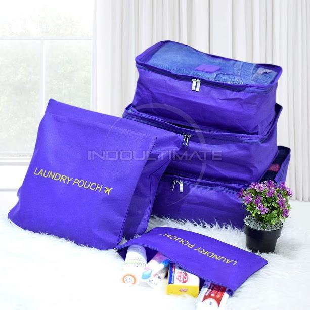 Harga preferensial ULTIMATE BIG SIZE Travel Organizer 6 in 1 OR 60-03 / Koper