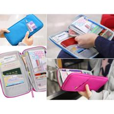 Model Ultimate Card Id Holder Passport Wallet Dompet Paspor Cover Paspor Passport Holder Passport Organiser Dompet Pasport Credit Id Card Holder Wallet Pouch Mixcolour Terbaru