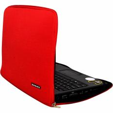 Spesifikasi Ultimate Classic 10 Inch Red Tas Laptop Case Softcase Sleeve Bag Cover Terbaik
