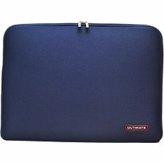 Beli Ultimate Classic 11 6 Inch Dark Blue Tas Laptop Case Softcase Sleeve Bag Cover Terbaru
