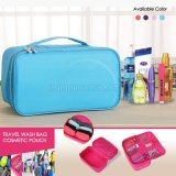 Jual Ultimate Tas Kosmetik Multifungsi Susun Cosmetic Organizer Pouch Cosmetic Pouch 2 Flats Import Or 32 02 Blue Ultimate Grosir