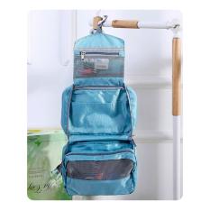 ... Ultimate Tas Kosmetik Peralatan Mandi Organizer Gantung Toilet Hanging Bag Organizer IM OR 50