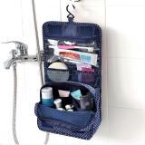 Ultimate Tas Kosmetik Peralatan Mandi Organizer Gantung Toilet Hanging Bag Organizer Motif Im Or 52 01 Star Dark Blue Original