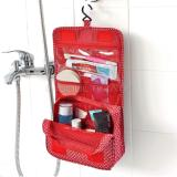 Harga Ultimate Tas Kosmetik Peralatan Mandi Organizer Gantung Toilet Hanging Bag Organizer Motif Im Or 52 01 Star Red Murah