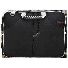 Toko Ultimate Tas Laptop Notebook Double Jeans Front 14 Hitam Ultimate Jawa Timur