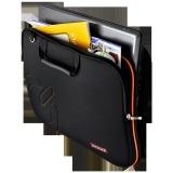 Jual Ultimate Tas Laptop Notebook Double Slim Logo 14 Hitam Ultimate Murah