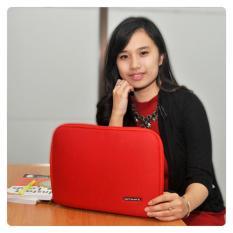 Toko Ultimate Tas Bag Cover Softcase Backpack Laptop Pria Wanita Classic 12 Inchi Red Yang Bisa Kredit