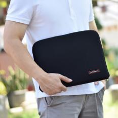 ULTIMATE Tas/Bag/Cover/Softcase/Backpack Laptop pria/wanita Classic  14 inchi- BLACK