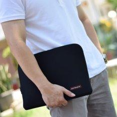 ULTIMATE Tas/Bag/Cover/Softcase/Backpack Laptop pria/wanita Classic 15.6 inchi - BLACK
