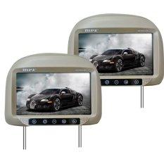 Harga Ultra Linear Ul 790Led Slim Headrest Monitor Beige Ultra Linear Asli