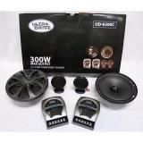 Dimana Beli T Ultradrvie Ud 6500C Speaker Split Mobil Car Audio Systems Ultra D Ud 6500C Ultradrive