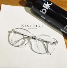 Kacamata Bingkai Besar Harajuku Wanita By Koleksi Taobao.