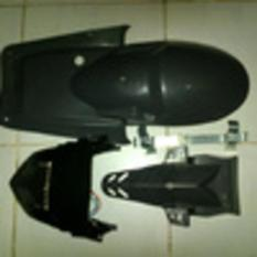 Under Tail Selancar + stoplamp Yamaha Byson Undertail Aksesoris lampu