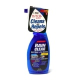 Beli Unelco Rain Clear Glass Cleaner Repellent 22 Oz 650 Ml Cairan Pelindung Dan Pembersih Kaca 1 Botol Biru Online Terpercaya