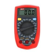 Beli Uni T Relasi Otomatis Lampu Belakang Dc Ac Multi Meter Dc Tegangan Ampere Meter Internasional Cicilan