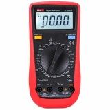 Harga Uni T Ut890D Digital Multimeter True Rms Ac Dc Mencakup Weerstand Penguji Gratis Internasional Aubtec Asli