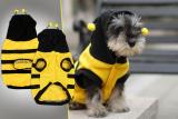 Unipet Baju Kostum Anjing Kucing Lebah Size S Terbaru